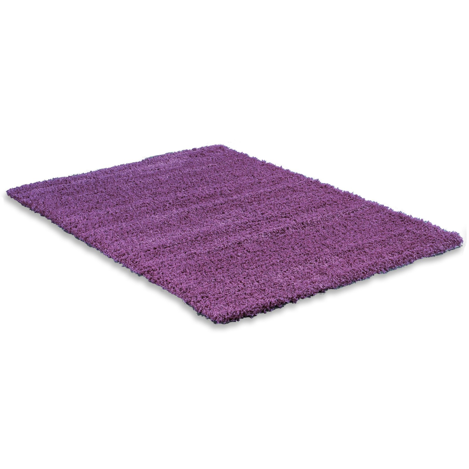 Hochflor Teppich Lila 120x170 Cm Online Bei Roller Kaufen