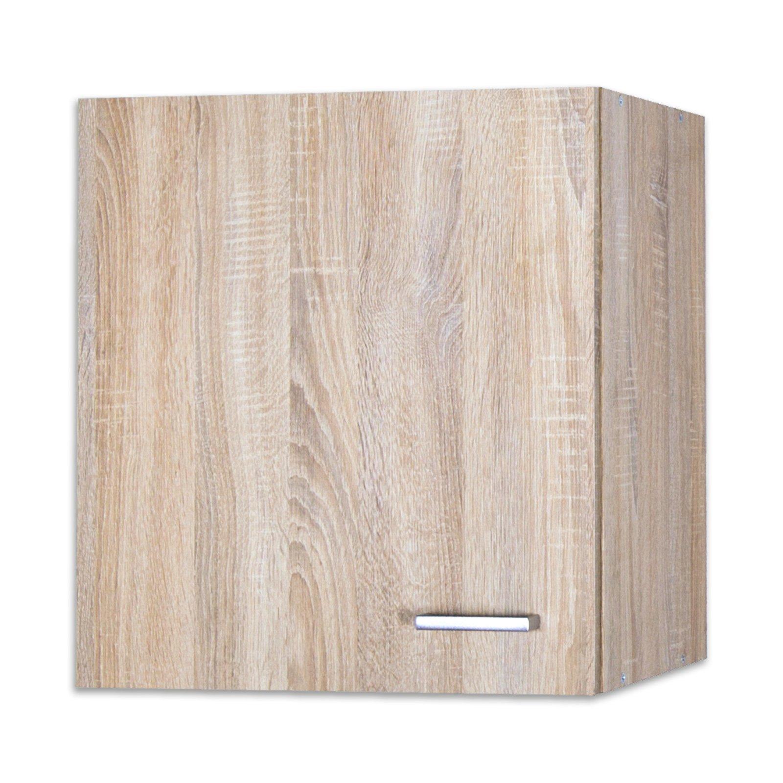 h ngeschrank sinja sonoma eiche 50x35 cm h ngeschr nke einzelschr nke k chenschr nke. Black Bedroom Furniture Sets. Home Design Ideas