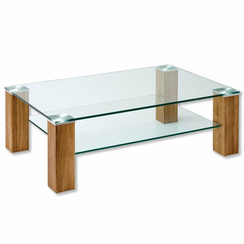 couchtisch alma asteiche massiv glas couchtische wohnzimmer wohnbereiche roller. Black Bedroom Furniture Sets. Home Design Ideas