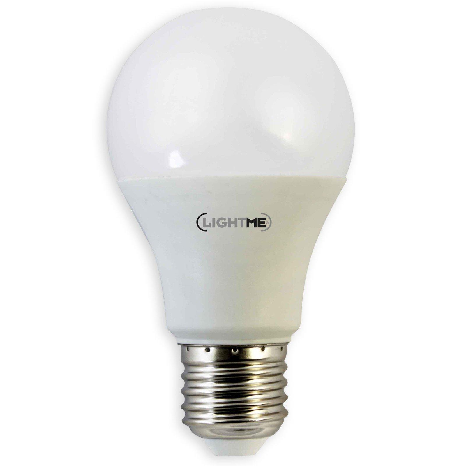 a60 led leuchtmittel lightme classic e27 5 w warmwei led leuchtmittel leuchtmittel. Black Bedroom Furniture Sets. Home Design Ideas