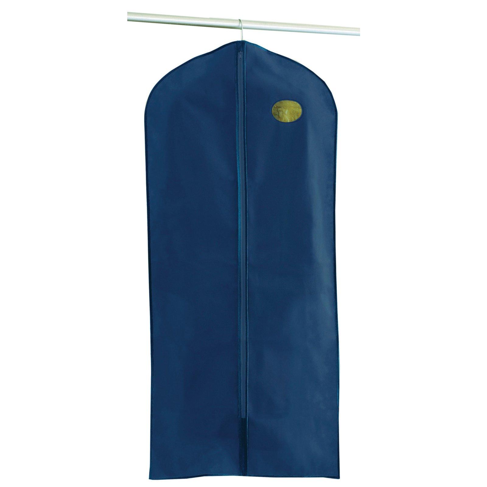 Kleidersack - blau - Faserstoff - 60x150 cm