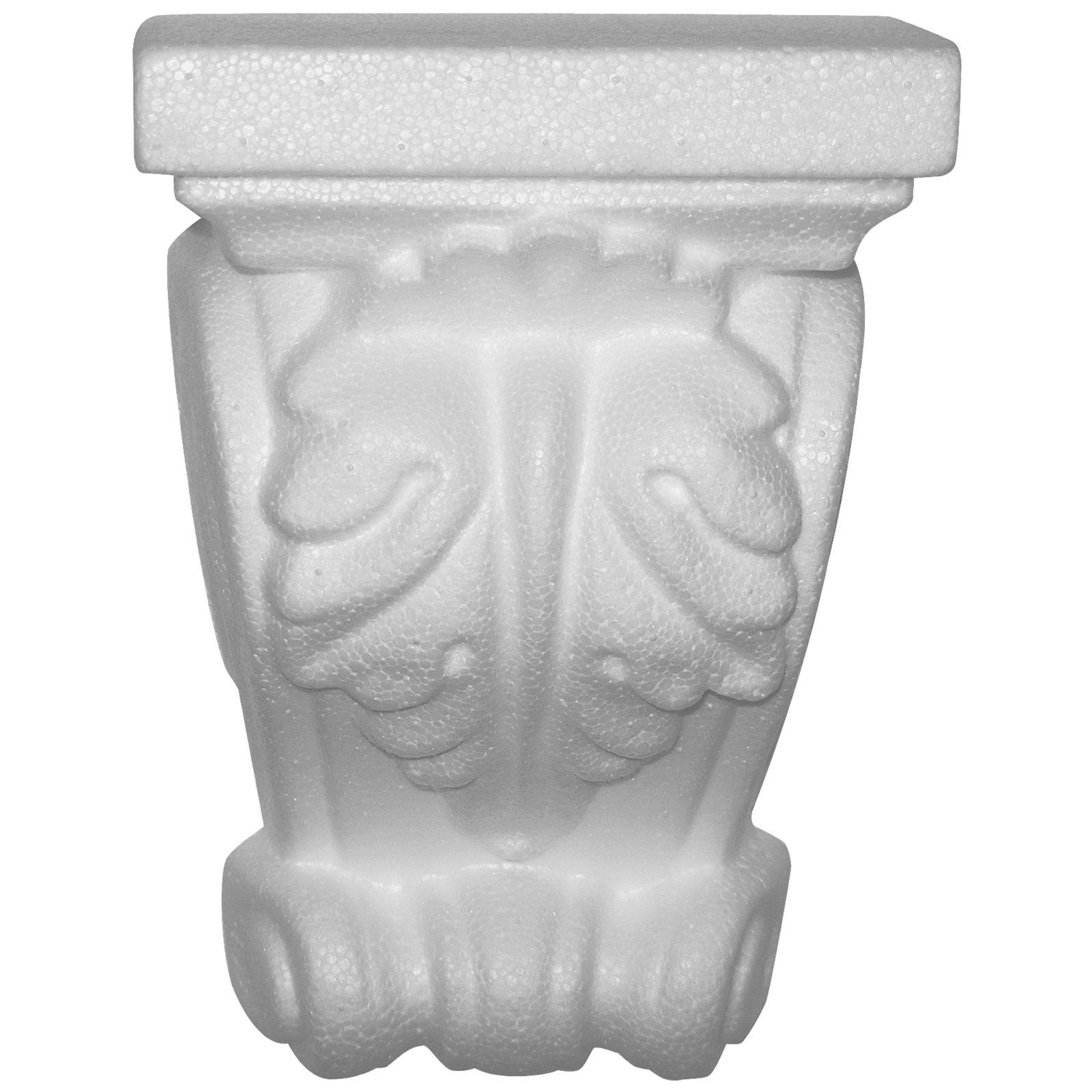 3D Styropor-Wandtattoo EPS - Konsole - 12x17 cm