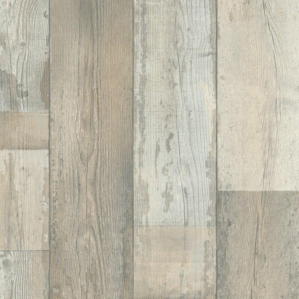 PVC Bodenbelag PRESTO - Planke - weiß-blau - 3 Meter | Online bei ...