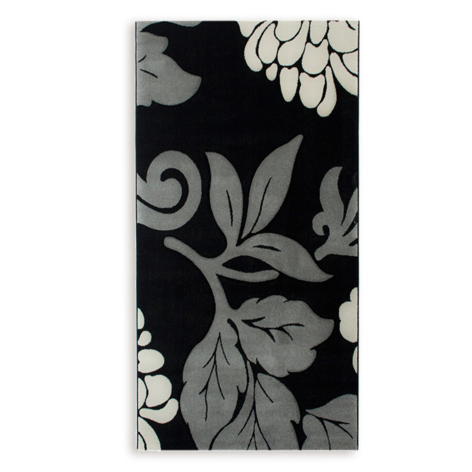 teppich florida grau 120x170 cm gemusterte teppiche. Black Bedroom Furniture Sets. Home Design Ideas