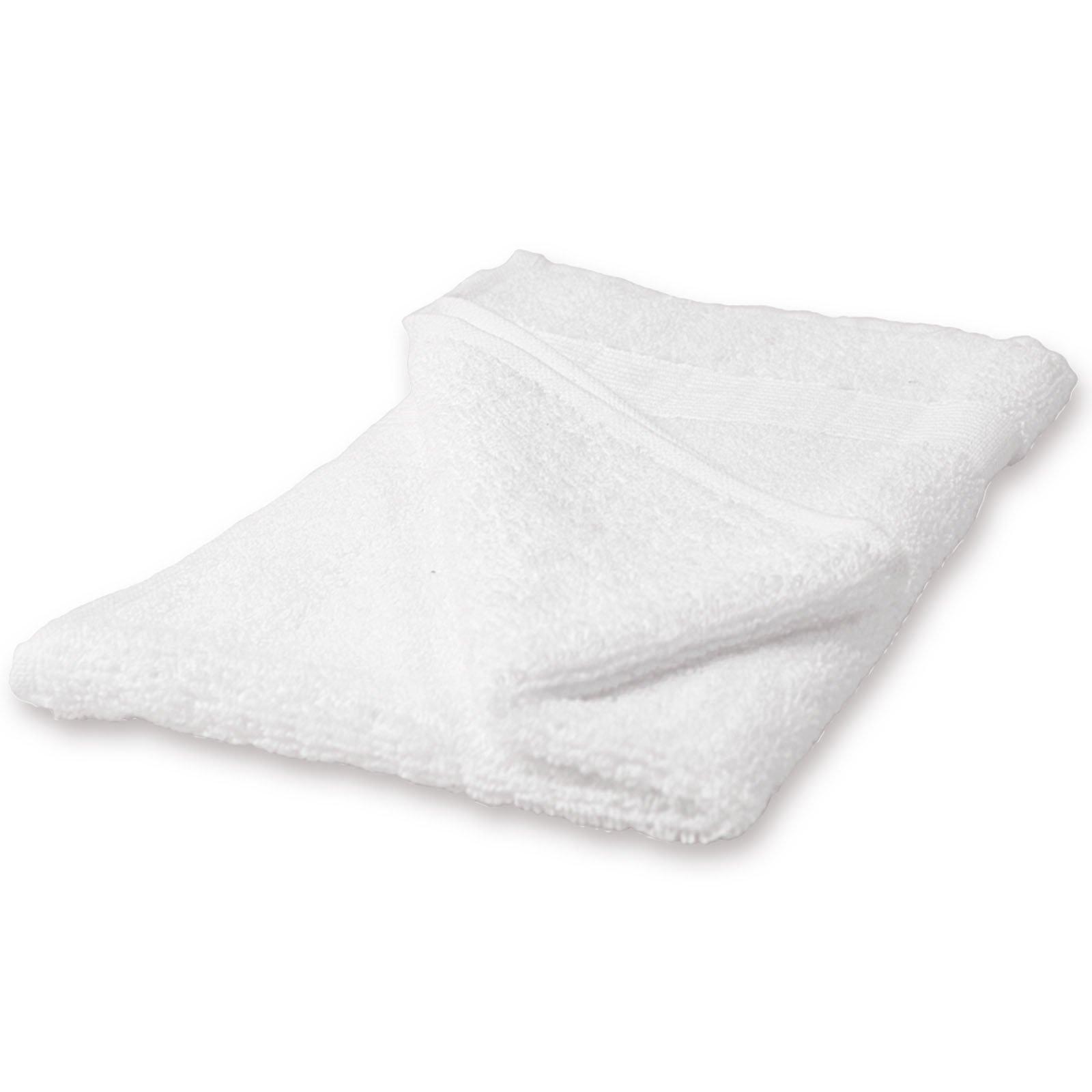 Gästehandtuch CAESAR - weiß - Baumwolle - 30x50 cm