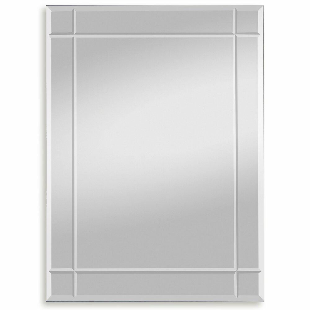 spiegel mit facettenschliff 70x90 cm online bei. Black Bedroom Furniture Sets. Home Design Ideas