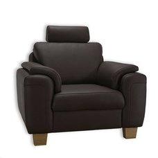 ledergarnitur dunkelbraun holzf e sofagarnituren. Black Bedroom Furniture Sets. Home Design Ideas