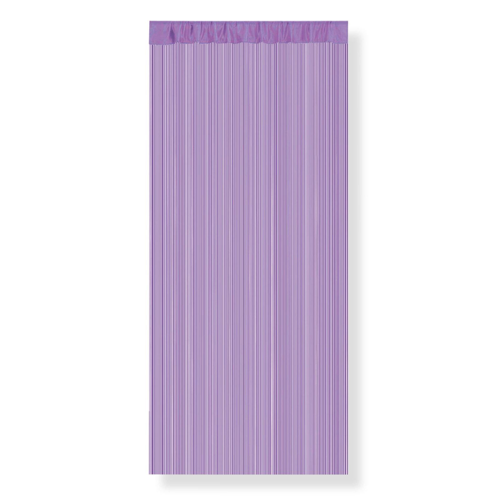 fadenstore string lila 90x245 cm fadengardinen gardinen vorh nge deko haushalt. Black Bedroom Furniture Sets. Home Design Ideas