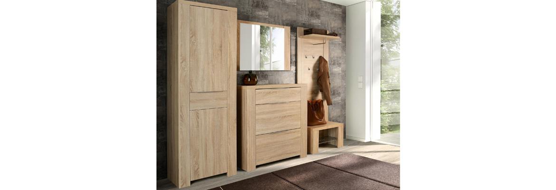 Garderobe CALPE | Garderobenprogramme | Flur & Diele | Wohnbereiche ...
