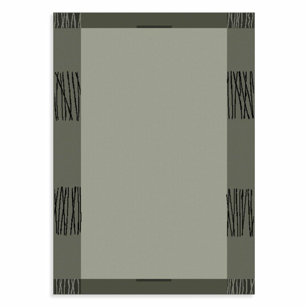 teppich oslo grau 160x230 cm gemusterte teppiche teppiche l ufer deko haushalt. Black Bedroom Furniture Sets. Home Design Ideas