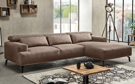 Sofas im Industrial Style