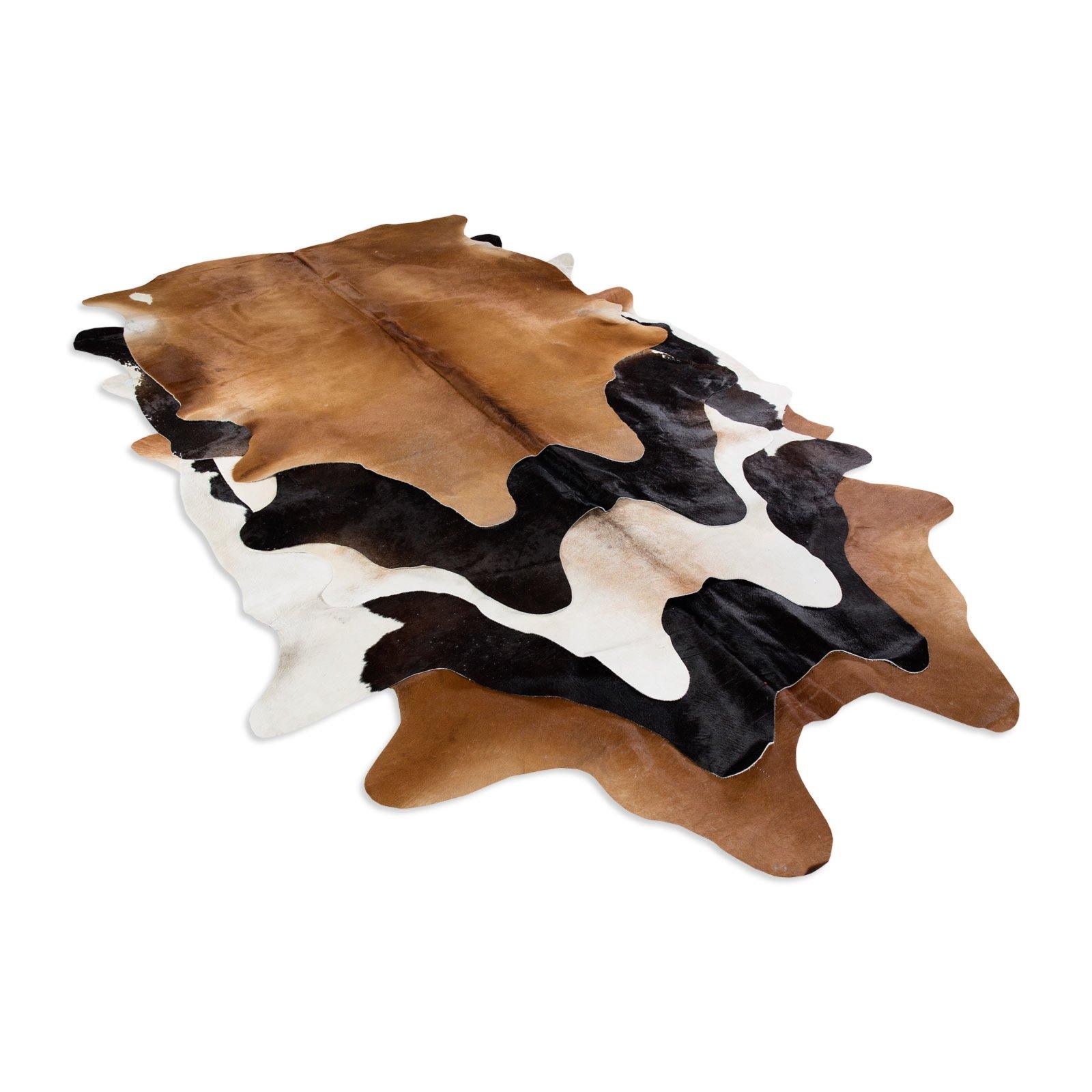 fellteppich 100 echtes rinderfell einfarbige teppiche. Black Bedroom Furniture Sets. Home Design Ideas