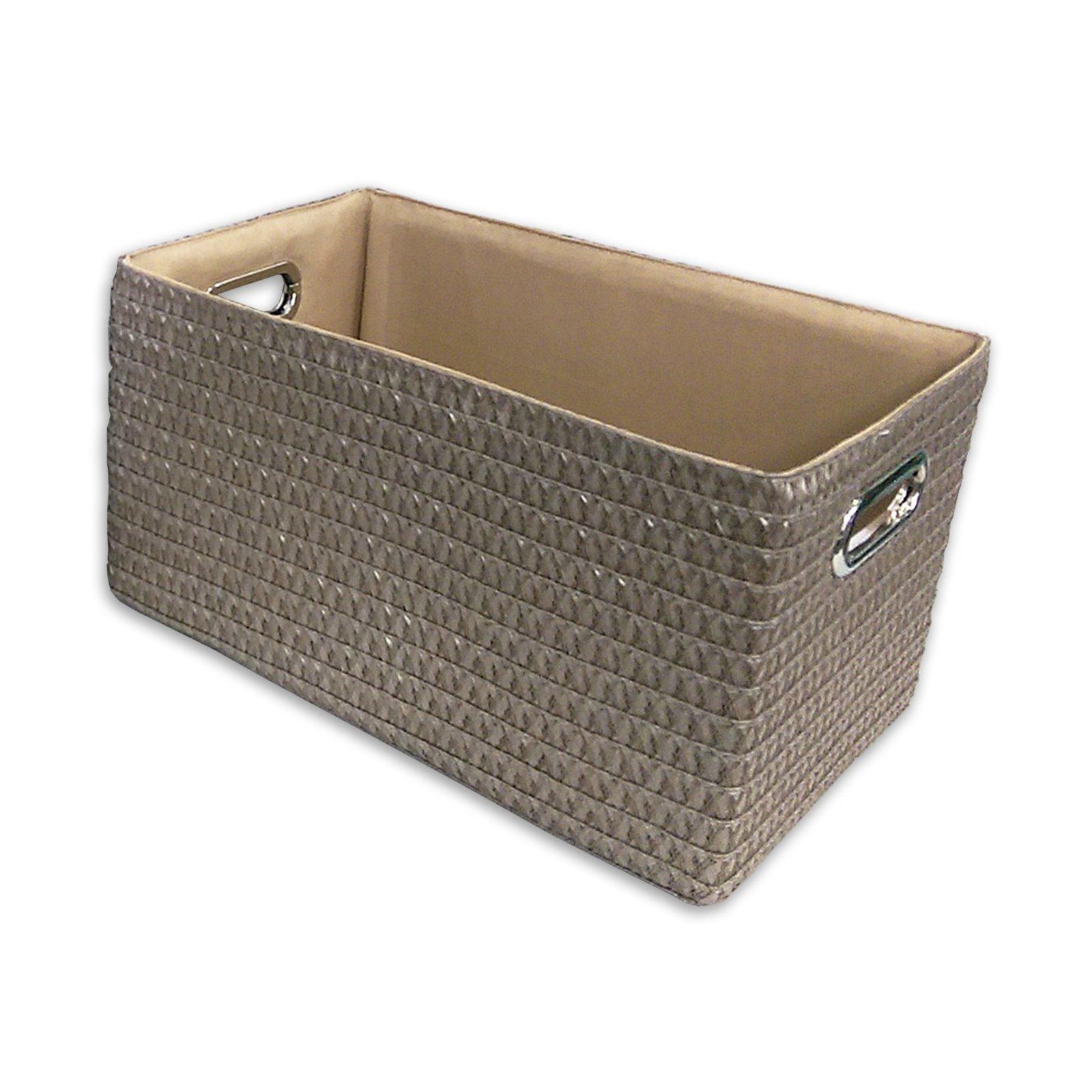 Aufbewahrungsbox - taupe - medium
