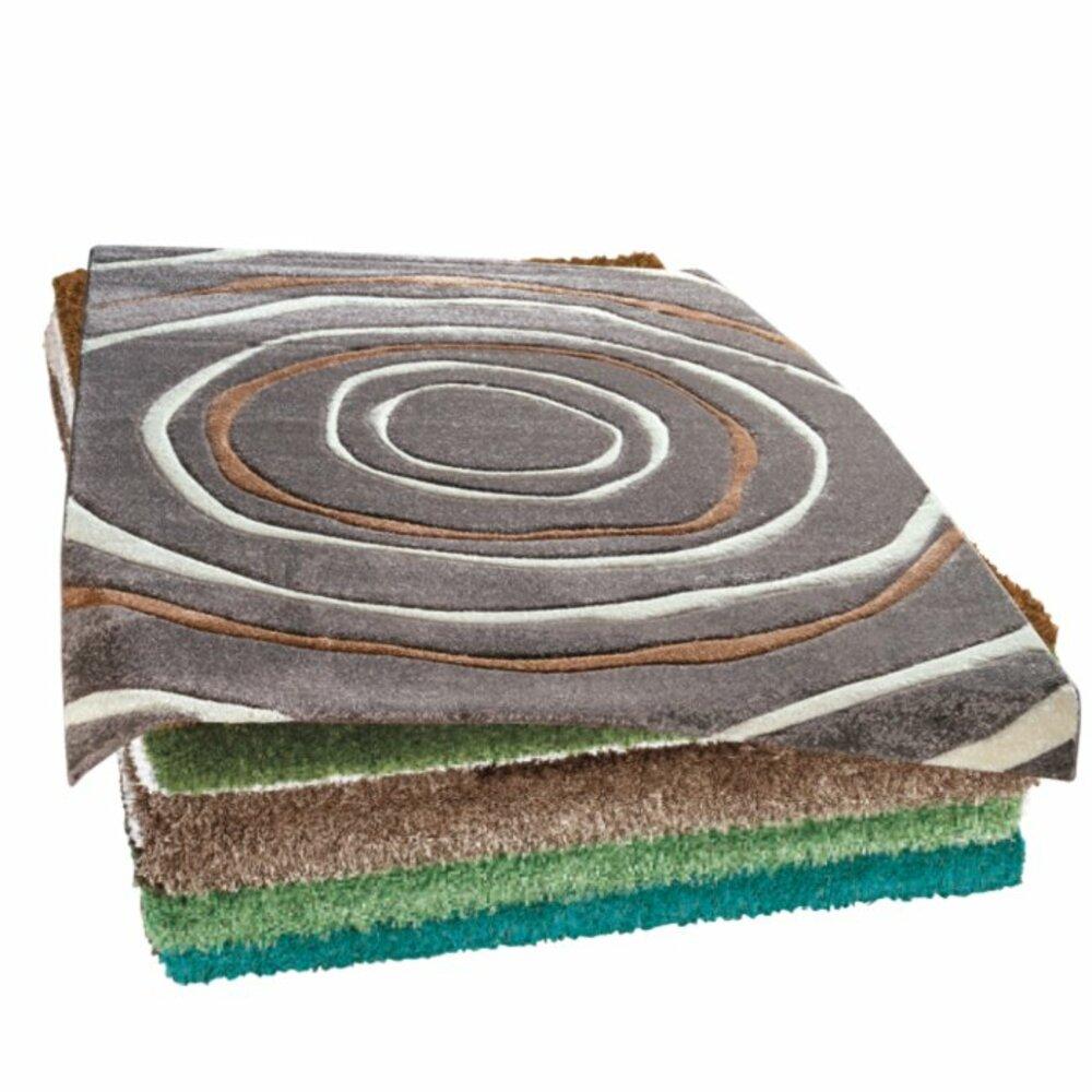 teppich ventus braun 160x230 cm gemusterte teppiche teppiche l ufer deko haushalt. Black Bedroom Furniture Sets. Home Design Ideas