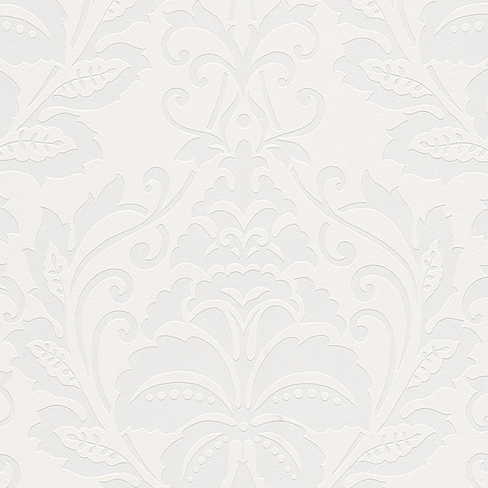 A.S. Creation Vliestapete BAROCK - beige - 10 Meter