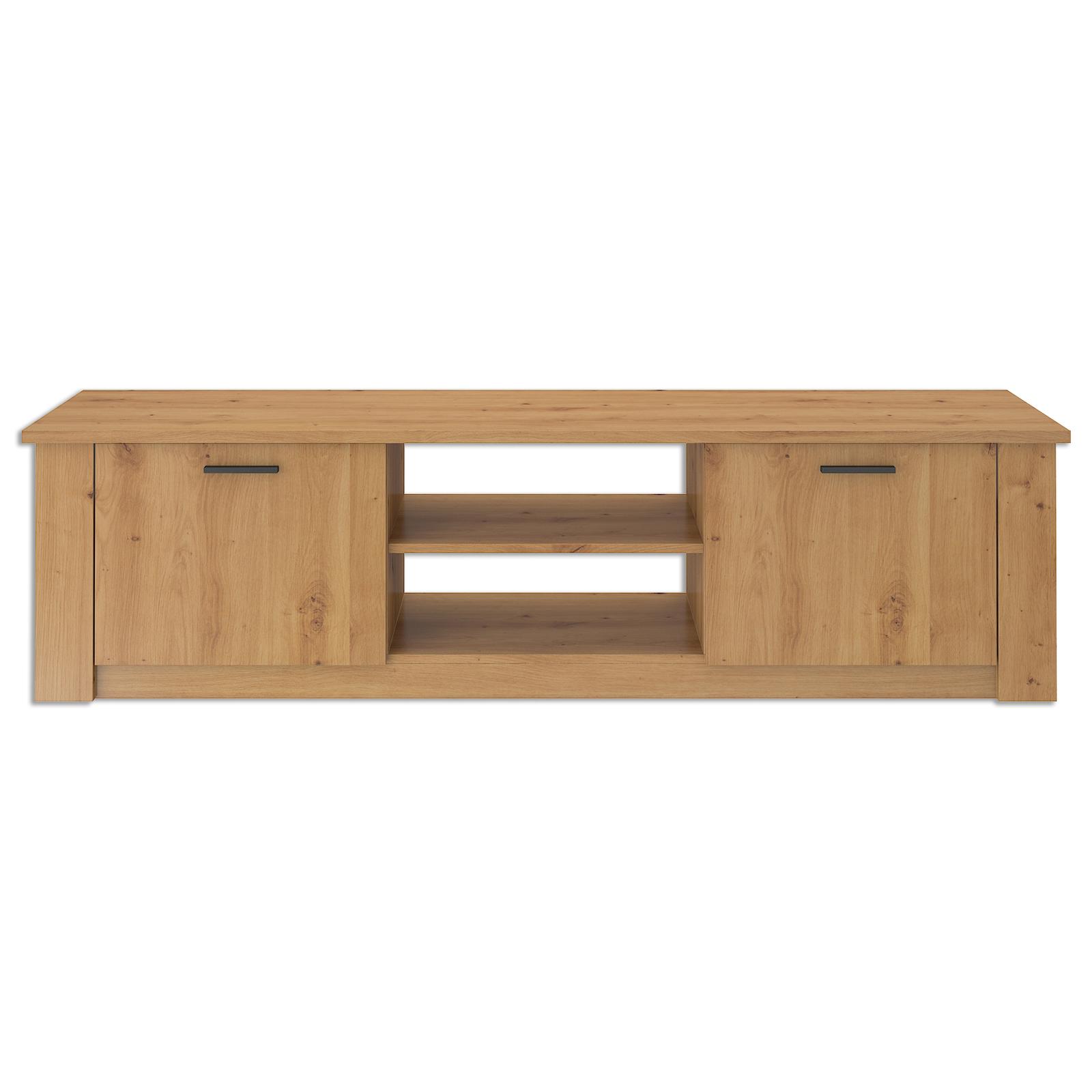 Lowboard 180 Cm Breit : lowboard artisan eiche 180 cm breit online bei ~ Watch28wear.com Haus und Dekorationen