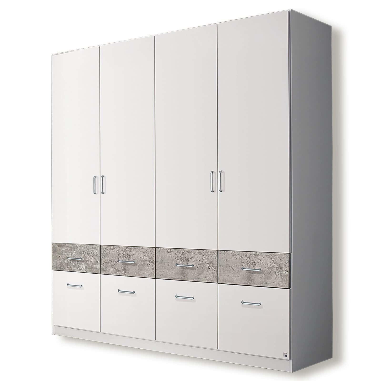 Schön Schiebegardinen Grau Weiß Design