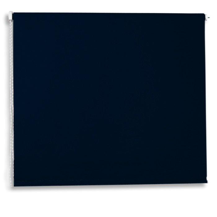 verdunklungsrollo schwarz 140x180 cm. Black Bedroom Furniture Sets. Home Design Ideas