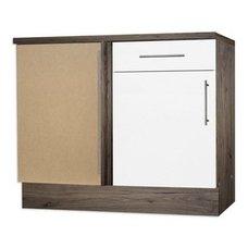 eckschr nke von roller k cheneckschrank g nstig online kaufen. Black Bedroom Furniture Sets. Home Design Ideas