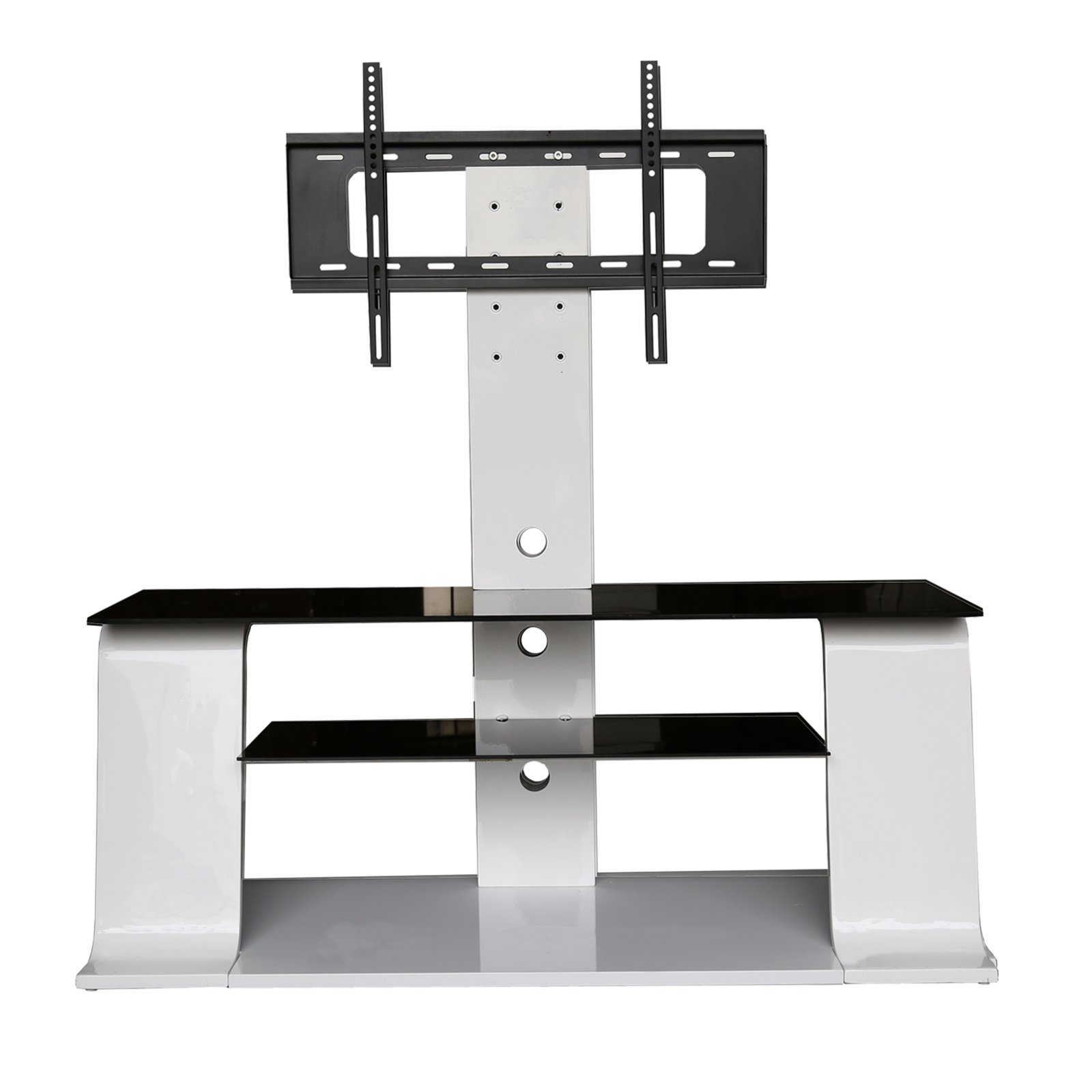 tv regal mario wei schwarz hochglanz ebay. Black Bedroom Furniture Sets. Home Design Ideas
