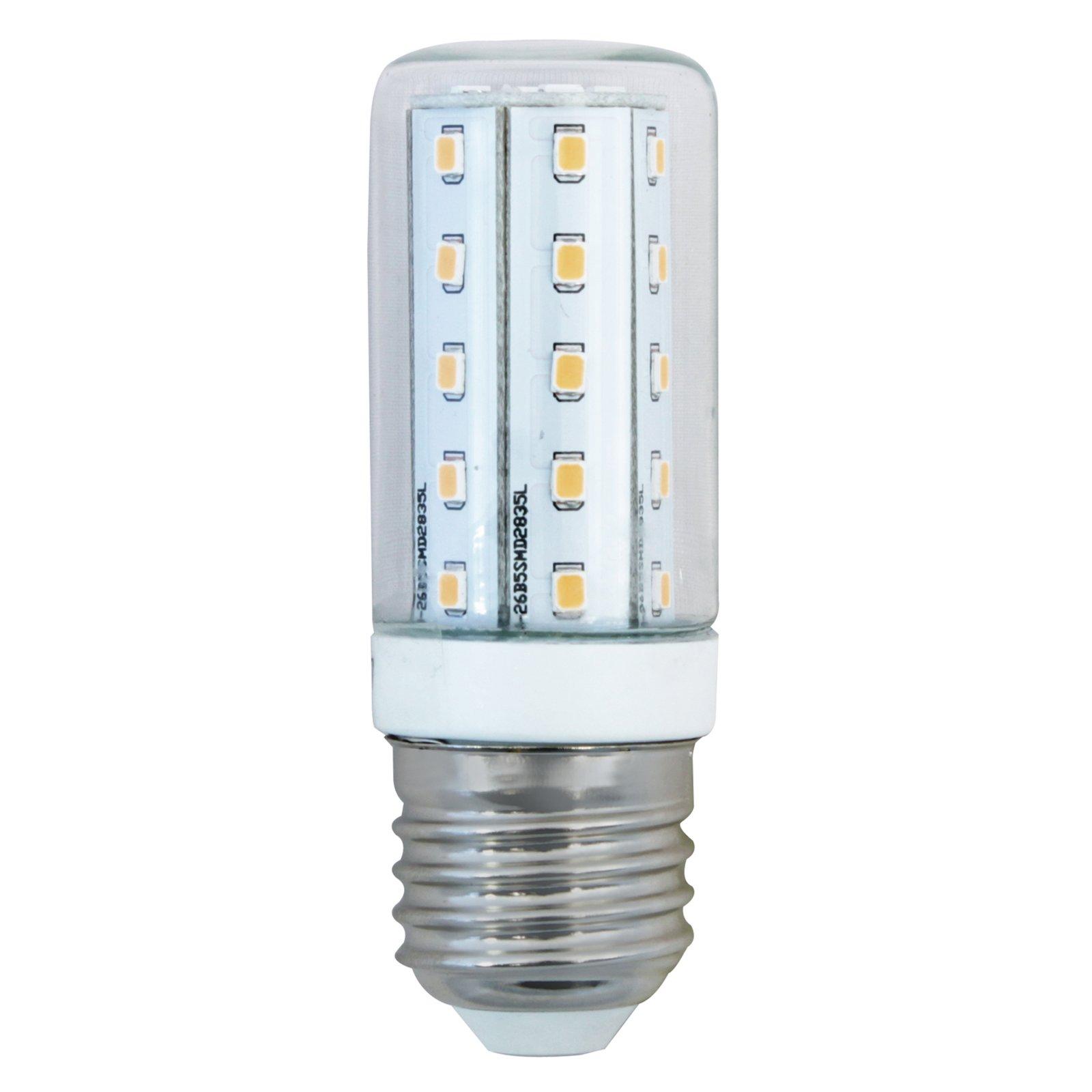 led leuchtmittel slimline lightme t30 e27 4 watt warmwei led leuchtmittel. Black Bedroom Furniture Sets. Home Design Ideas