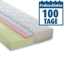 Gelschaum-Matratze DREAM GEL - Aloe Vera - 90x200 cm - H2