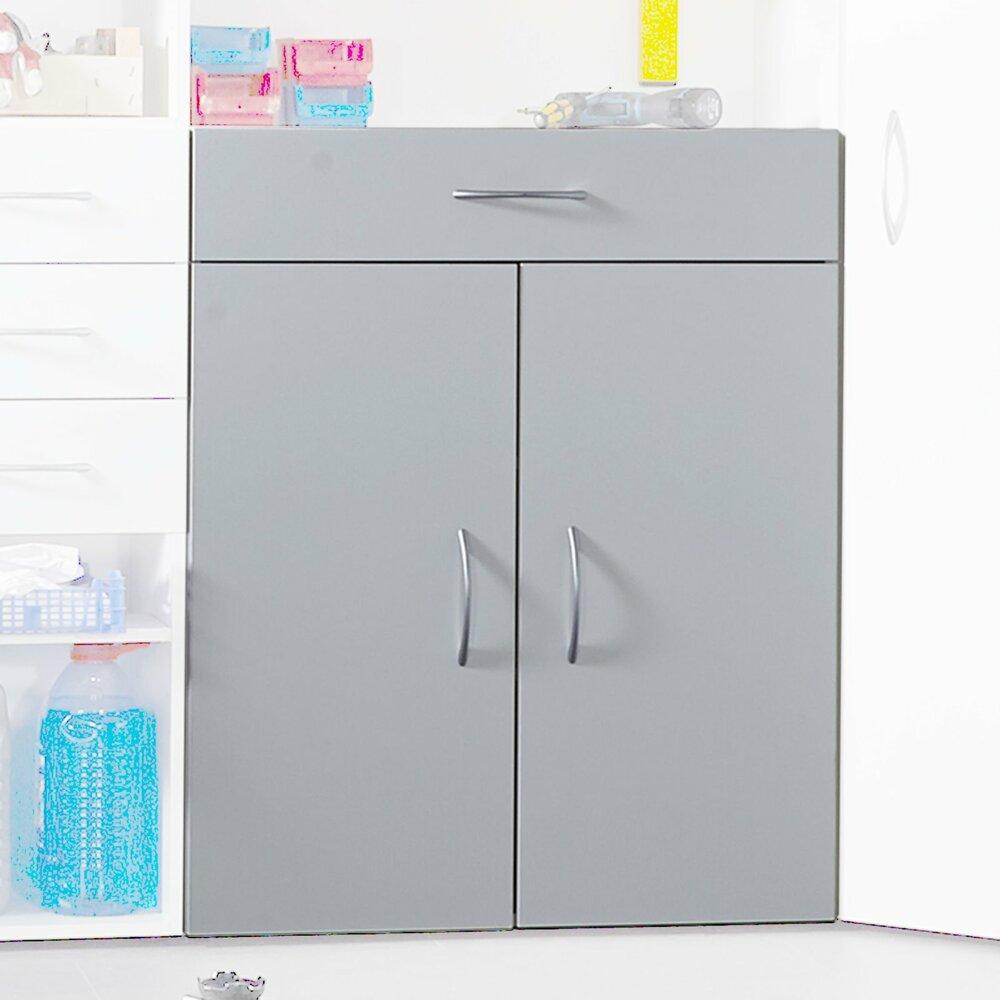 kommode multiraumkonzept wei 80x98x40 cm. Black Bedroom Furniture Sets. Home Design Ideas