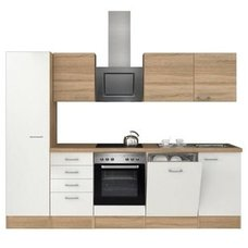 Küchenzeilen mit E-Geräten günstig online kaufen auf roller.de | {Küchenblock aktion 23}