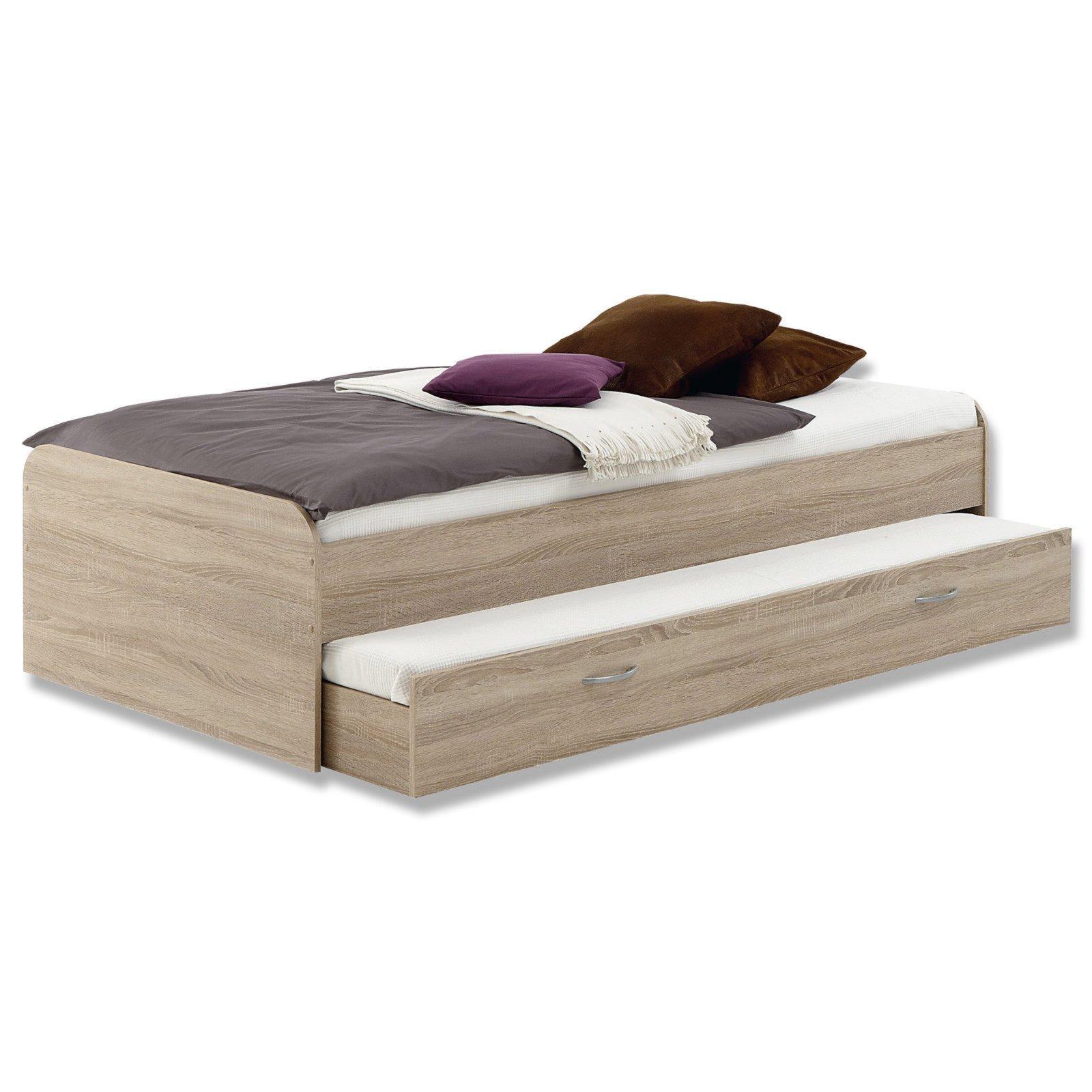 Malerisch Betten Im Angebot Sammlung Von Bett Pedro 4 - Sonoma Eiche -
