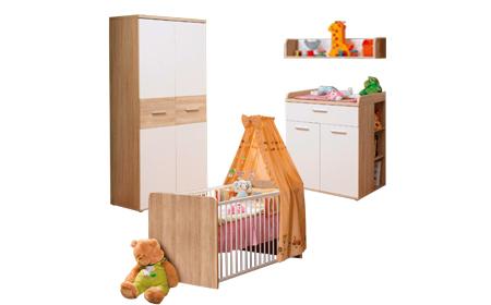 Babyzimmer Einrichten Mit Babymobeln Aus Dem Roller Online Shop