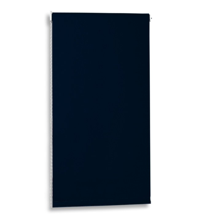 verdunklungsrollo schwarz 100x240 cm. Black Bedroom Furniture Sets. Home Design Ideas