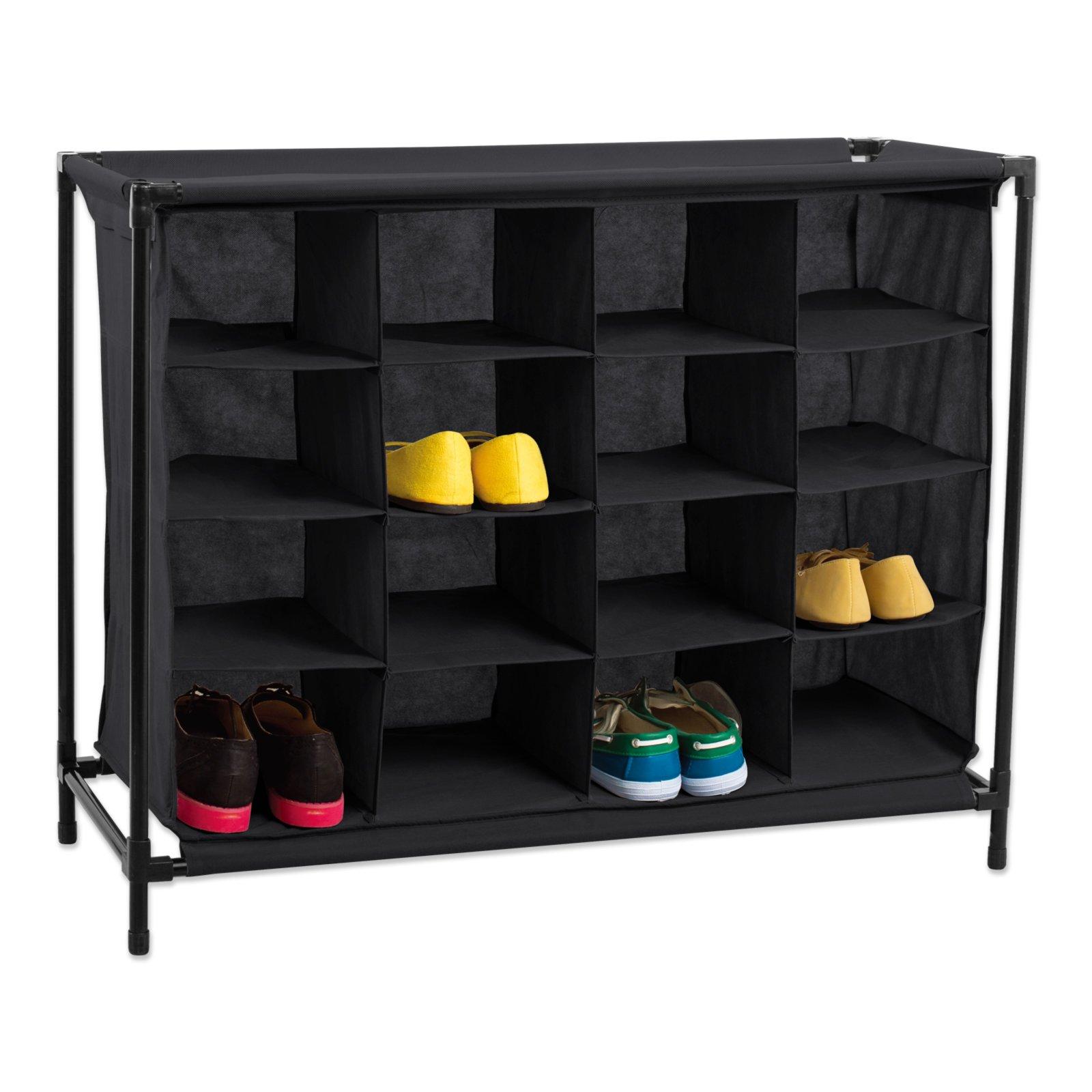 schuhregal kleiner flur affordable htiline garderobe comfy sitzbank schuhregal schuhbank. Black Bedroom Furniture Sets. Home Design Ideas