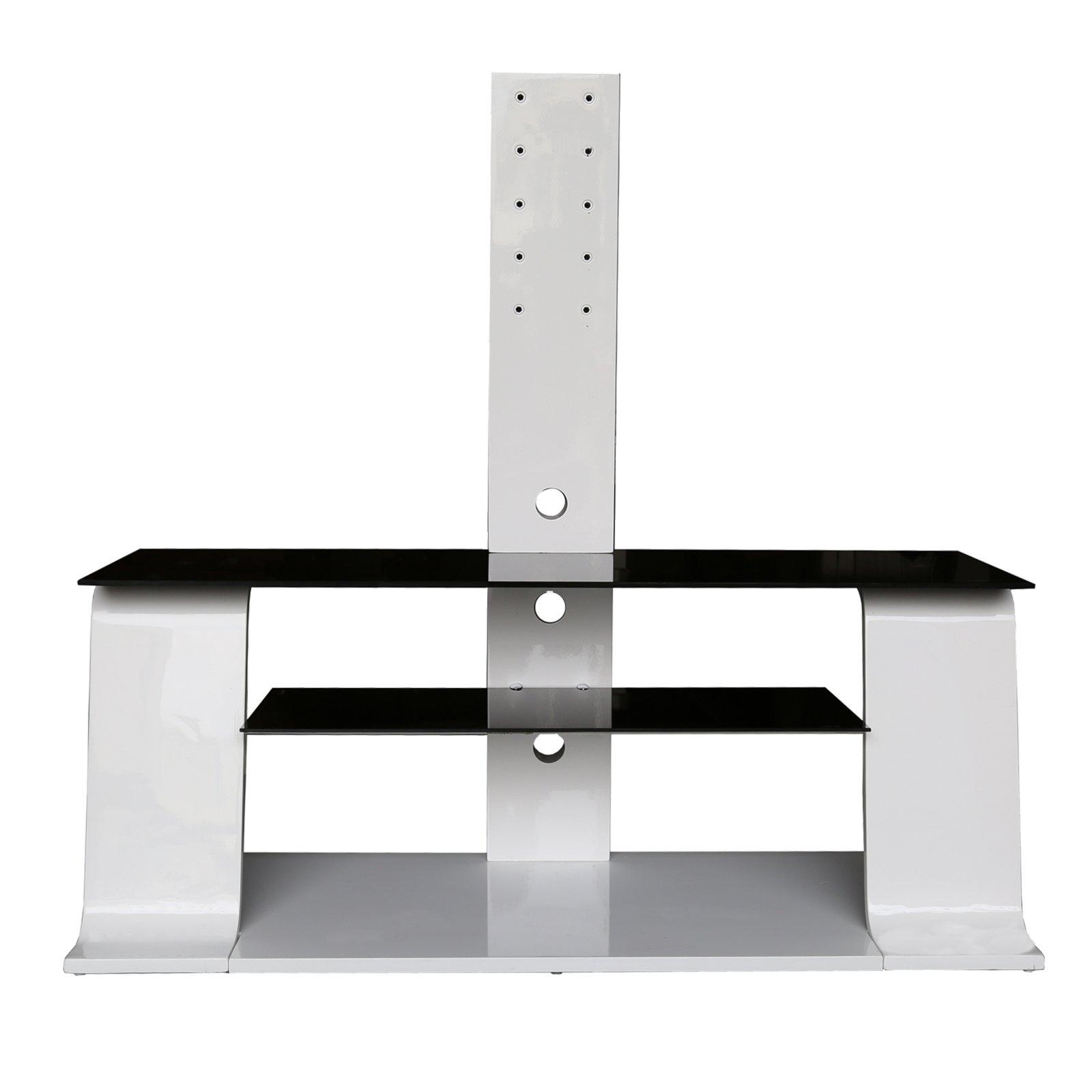 tv regal schwarz tv regal schwarz metall hochglanz neuwertig with tv regal schwarz simple tv. Black Bedroom Furniture Sets. Home Design Ideas