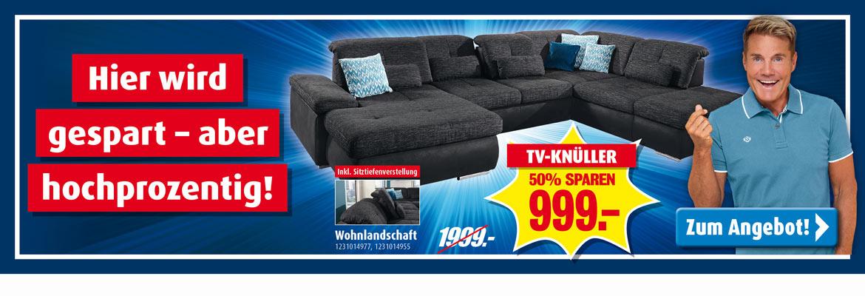 TV-Knüller Sofa
