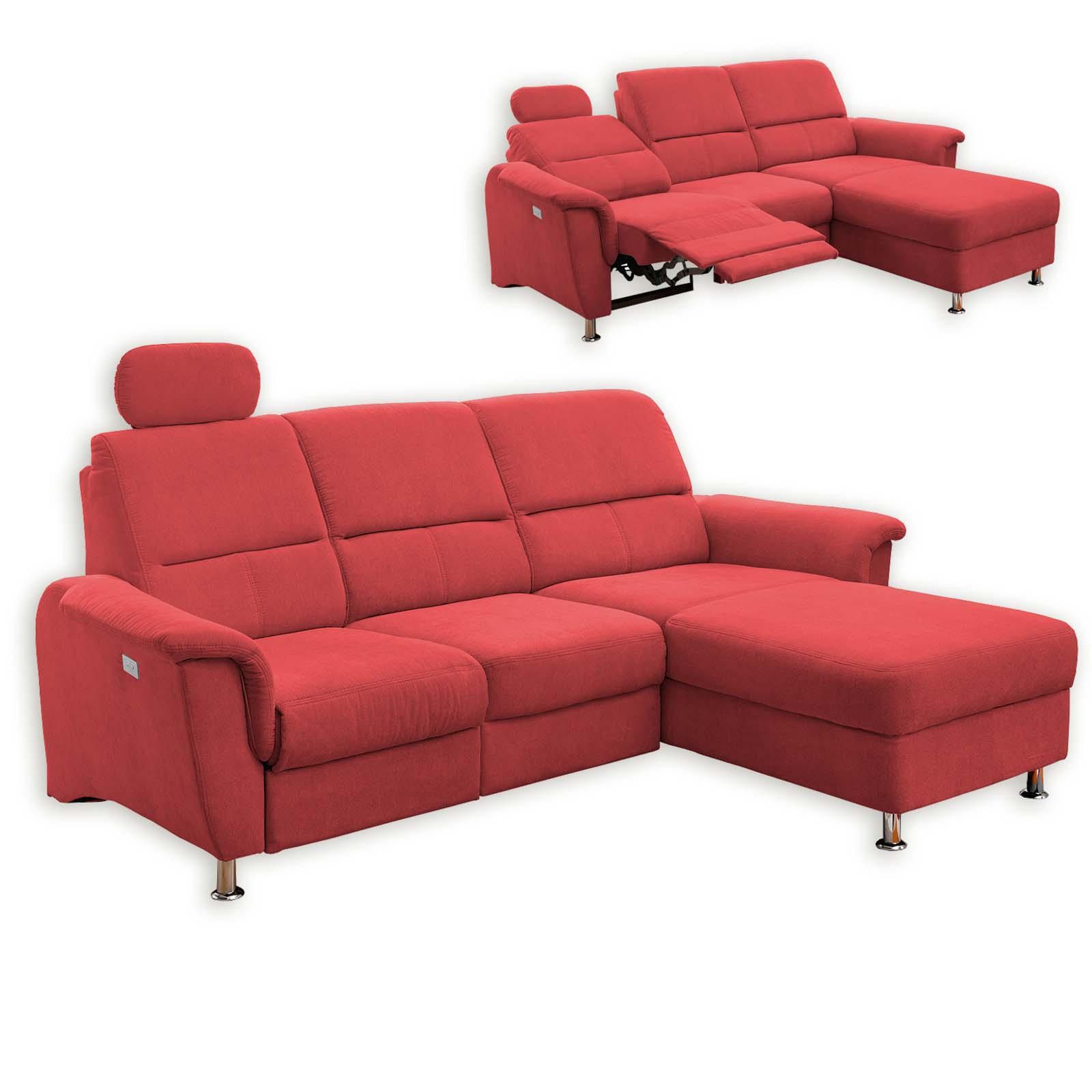 Sofa Mit Recamiere Und Relaxfunktion - Caseconrad.com