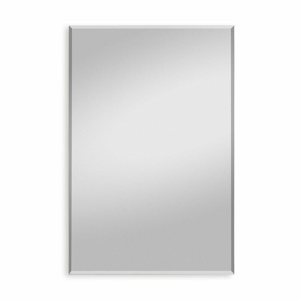 spiegel max mit facettenschliff 40x60 cm wandspiegel spiegel deko haushalt roller. Black Bedroom Furniture Sets. Home Design Ideas
