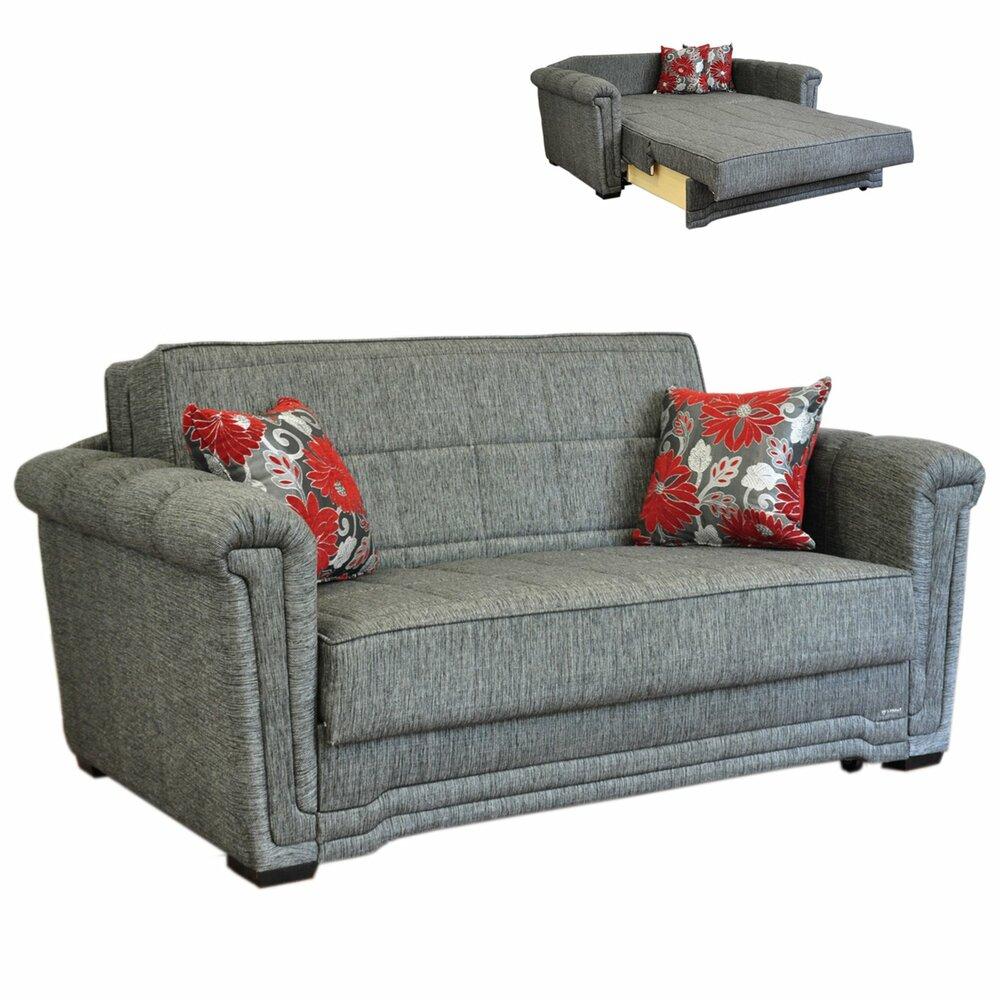 2 sitzer sofa grau mit liegefunktion einzelsofas 2er 3er 4er sofas couches m bel. Black Bedroom Furniture Sets. Home Design Ideas