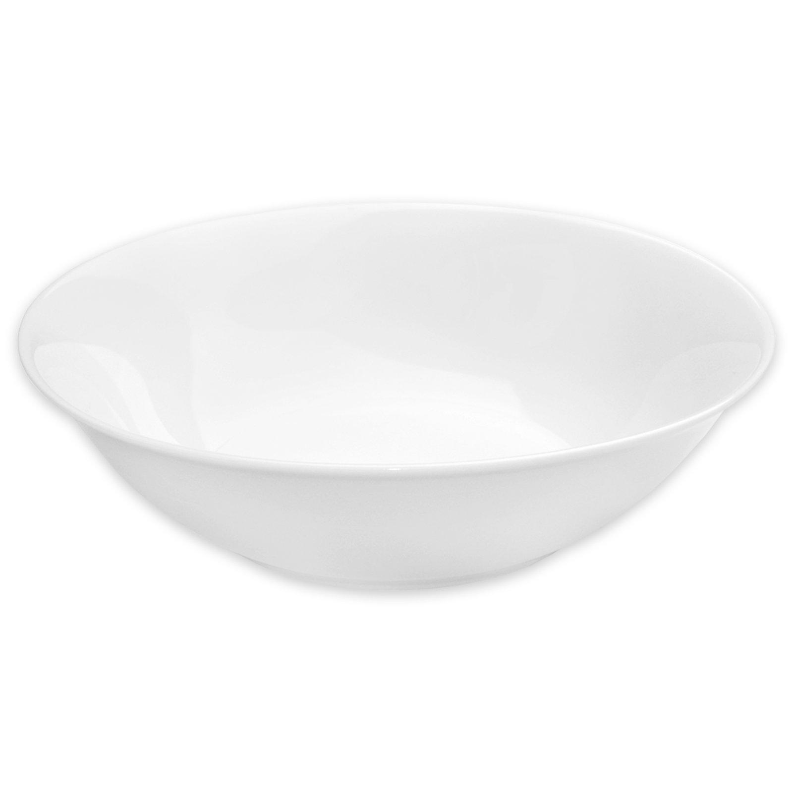 Müslischale MOLTO BENE - weiß - Porzellan - Ø 23 cm