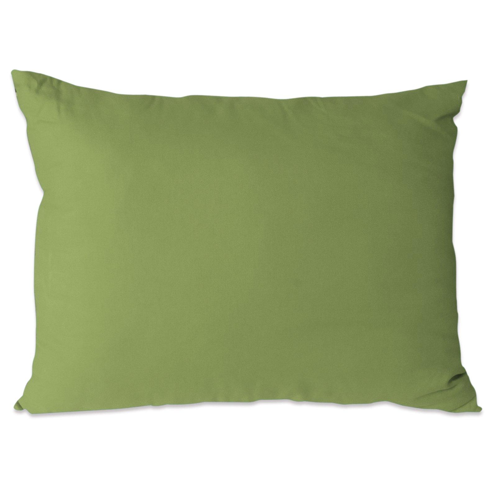 Jumbo-Kissen - grün - 60x80 cm