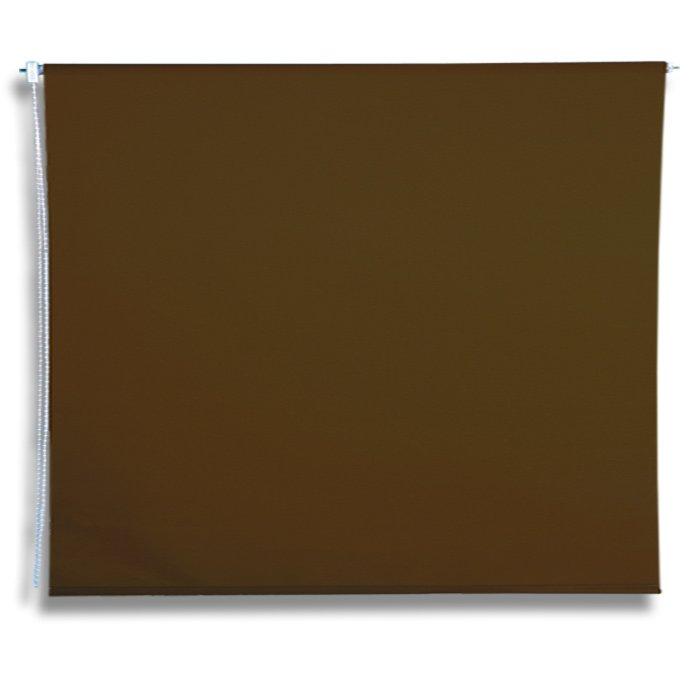 roller verdunklungsrollo braun 160x180 cm ebay. Black Bedroom Furniture Sets. Home Design Ideas