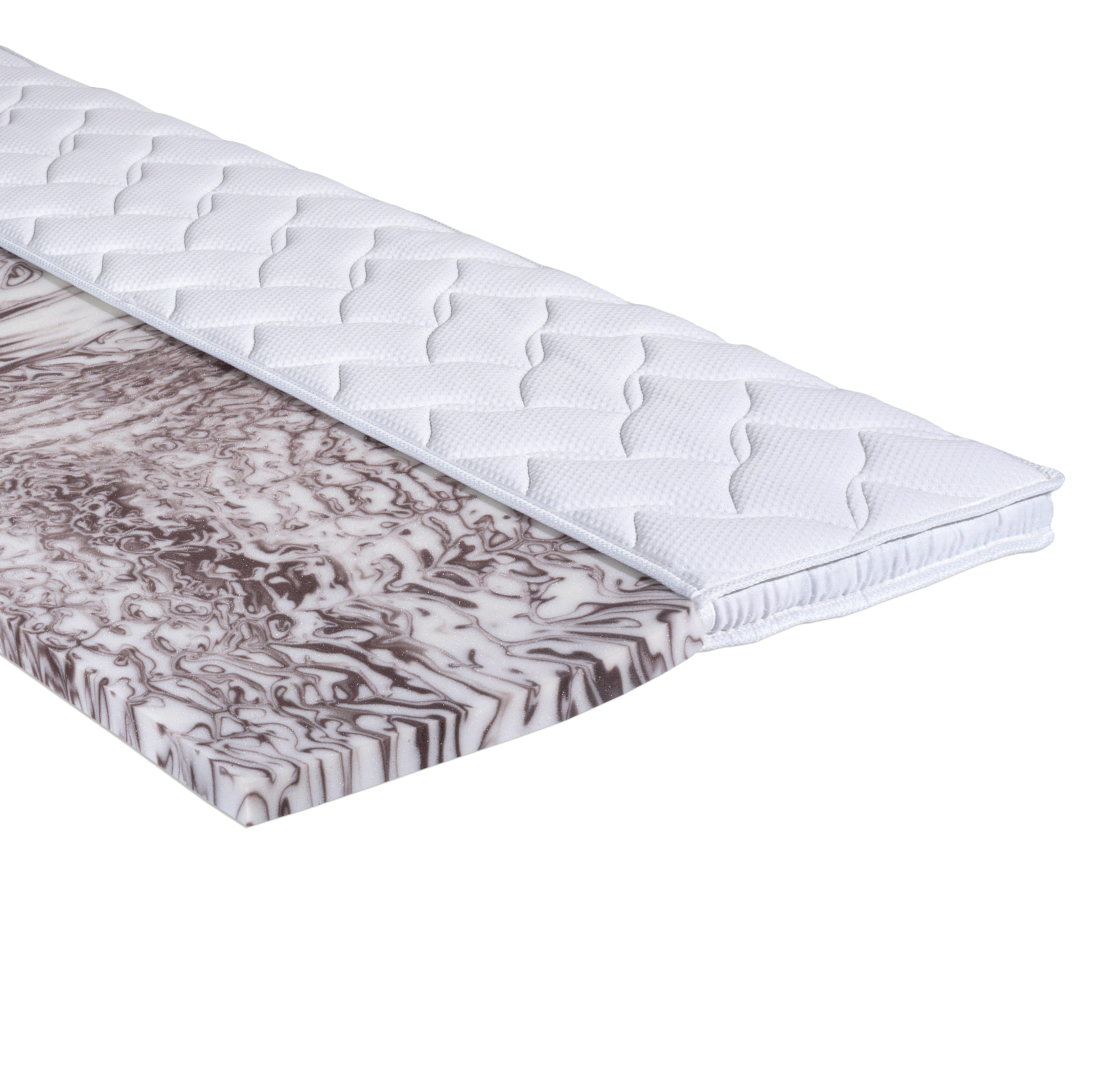 topper gel schaumkern 140x200 cm online bei roller kaufen