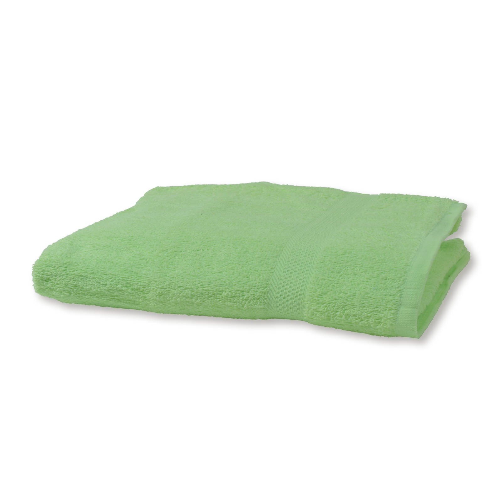 Handtuch CLASSIC - Baumwolle - gru00fcn - 50x90 cm ...