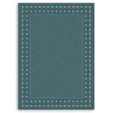 Teppich OSLO   Blau   Verschiedene Größen