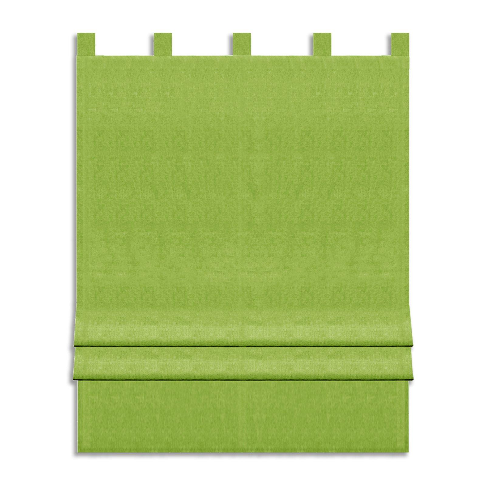 raffrollo pia gr n melange 60x140 cm raffrollos. Black Bedroom Furniture Sets. Home Design Ideas