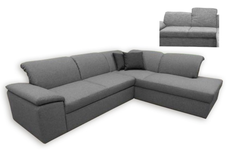 sofa bezug ecksofa mit ottomane home affaire ecksofa. Black Bedroom Furniture Sets. Home Design Ideas
