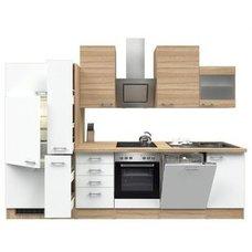 k chenzeilen mit e ger ten g nstig online kaufen auf. Black Bedroom Furniture Sets. Home Design Ideas