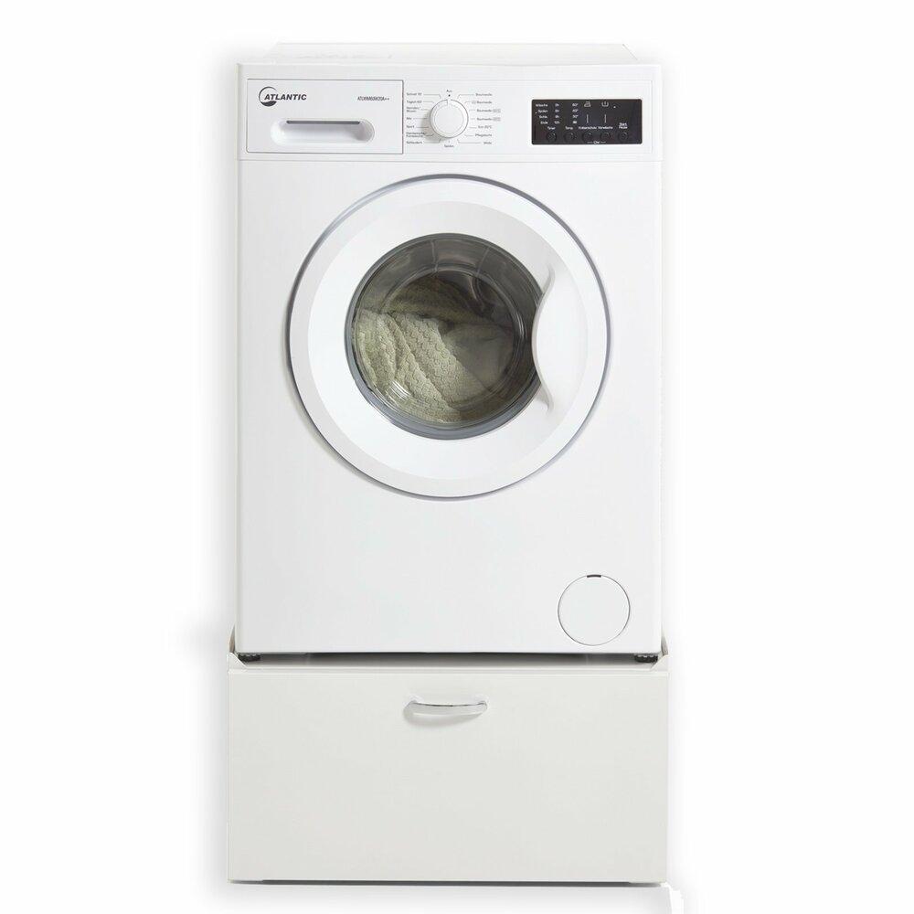 waschmaschinen unterschrank metall wei online bei. Black Bedroom Furniture Sets. Home Design Ideas