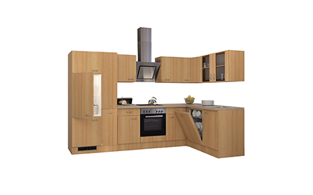k chen schrankserien g nstig online kaufen auf. Black Bedroom Furniture Sets. Home Design Ideas