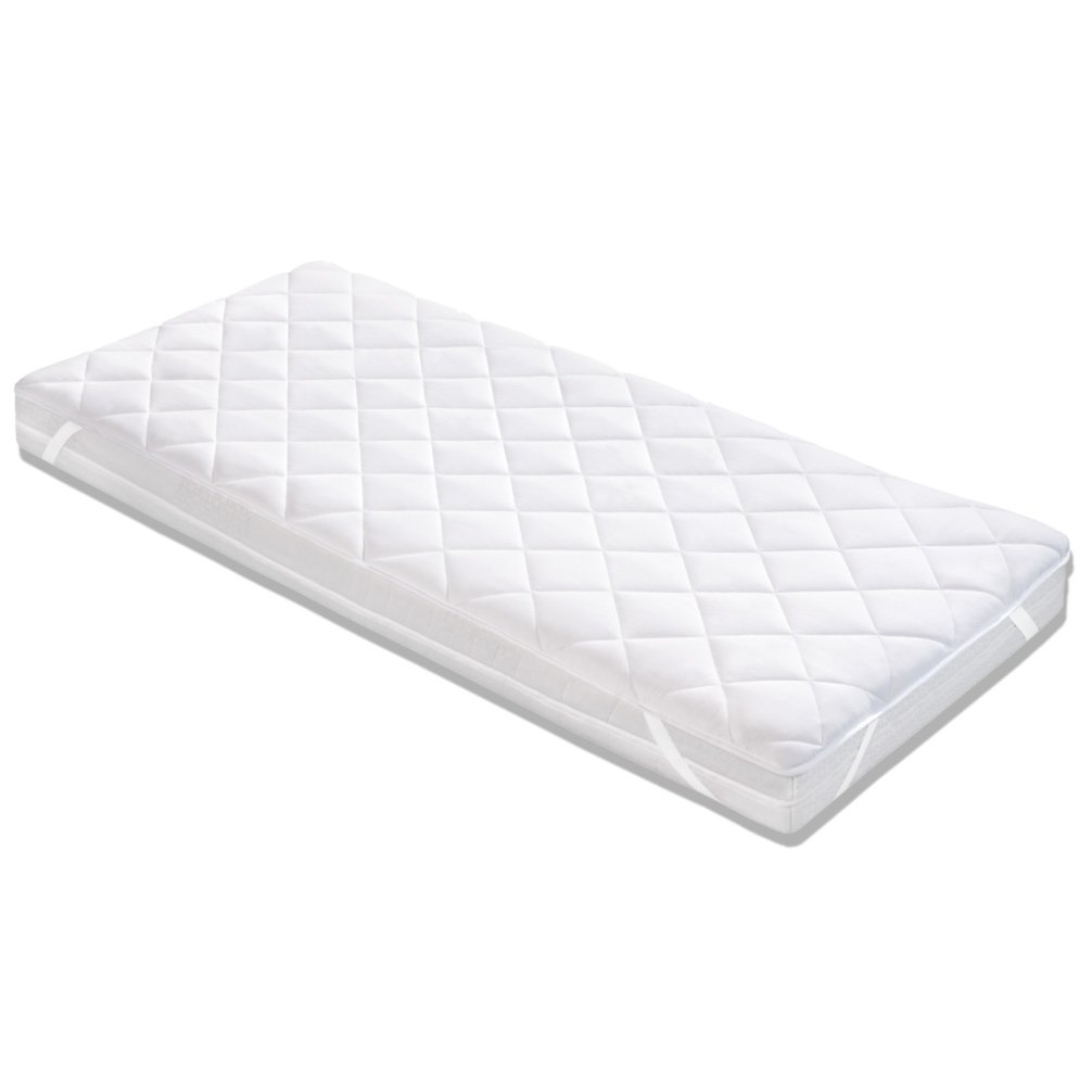 roller matratzenauflage microfaser 95x195 cm ebay. Black Bedroom Furniture Sets. Home Design Ideas