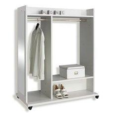 garderobenschr nke dielenschr nke g nstig bei roller kaufen. Black Bedroom Furniture Sets. Home Design Ideas